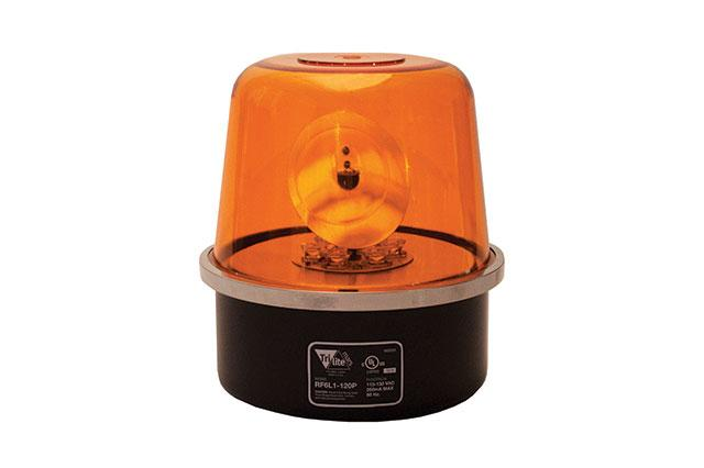 RF6L1 LED AC Rotating Beacon Light