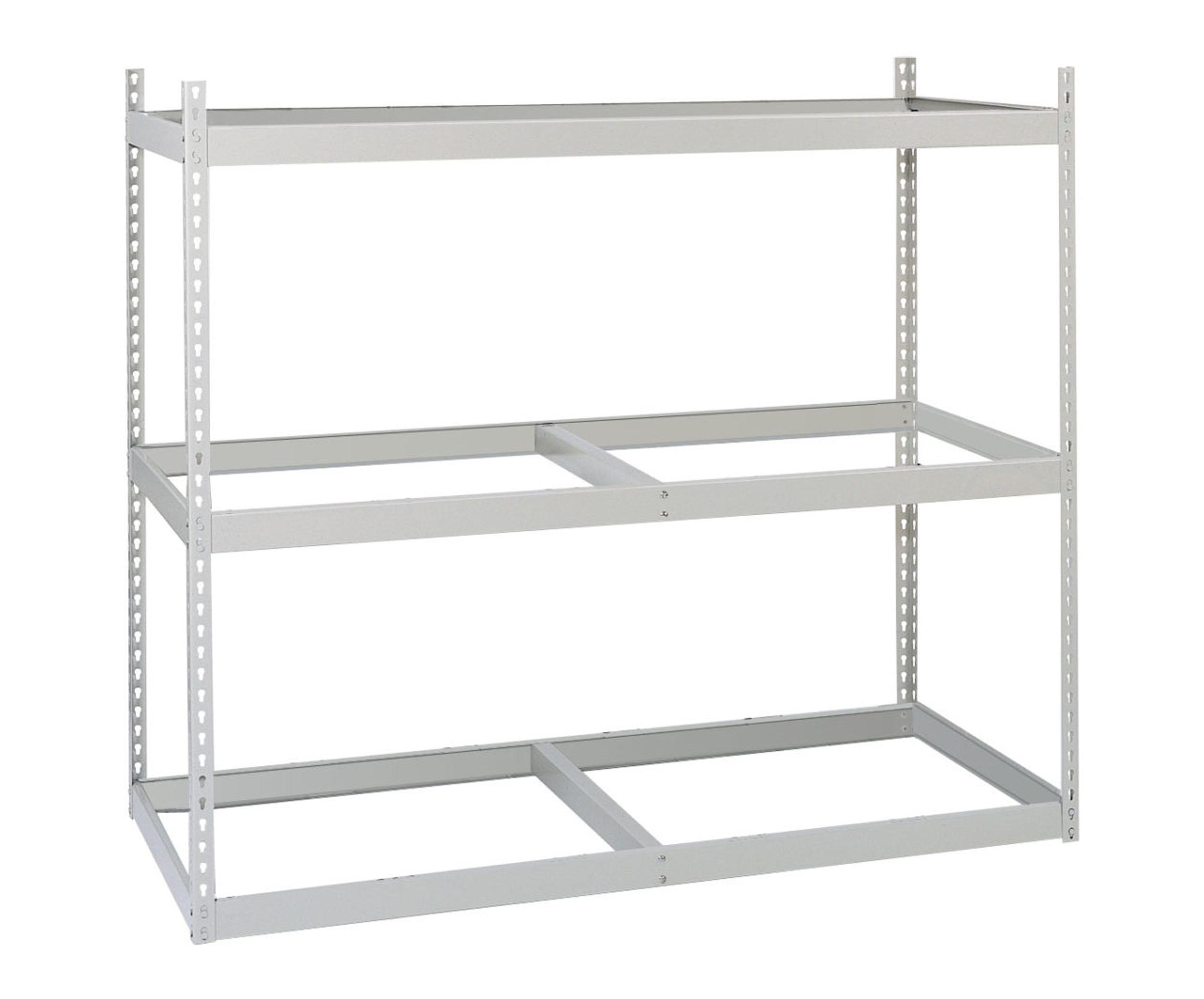 Lyon Record Storage Rack Basic Rack – Starter