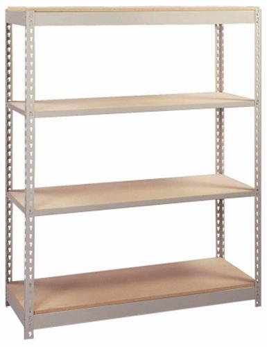 4 Level Rivet Rack - Pre-Engineered 84 Inch High
