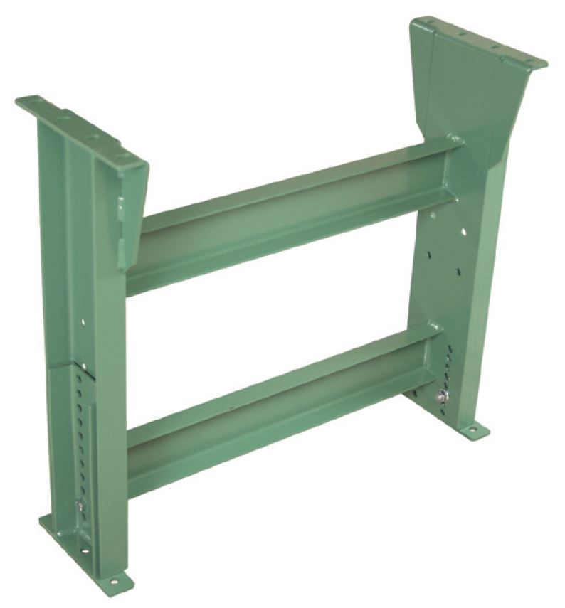 Roach SS3530 Heavy Duty Conveyor Supports - 57 to 63 Inches Between Frames