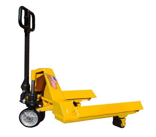 Wesley Roll and Reel Pallet Trucks