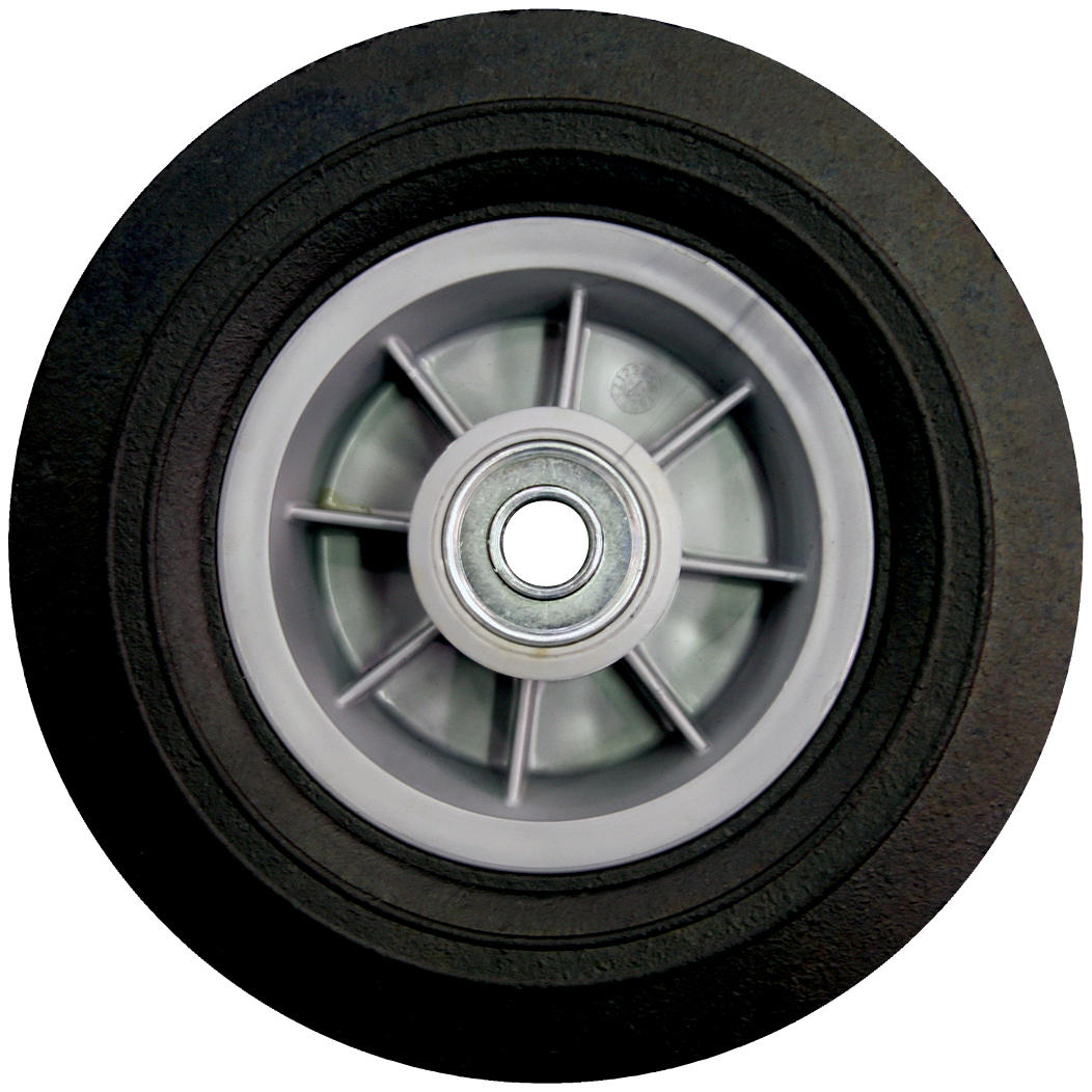 S82.5 Solid Rubber Wheel