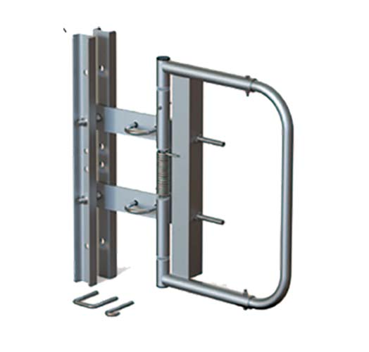 Stromberg Stainless Steel Swing Gates