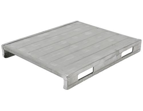 Vestil Heavy Duty Solid Deck Steel Pallet A