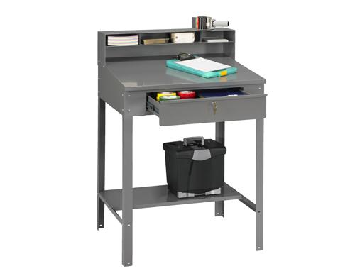 Tennsco SR-57 Foreman Desk