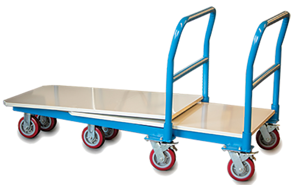 New Nesting Platform Cart from Stromberg