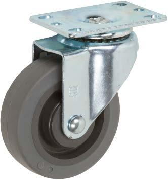 Stromberg STP5000 Light-Medium Duty Industrial Swivel Plate Caster