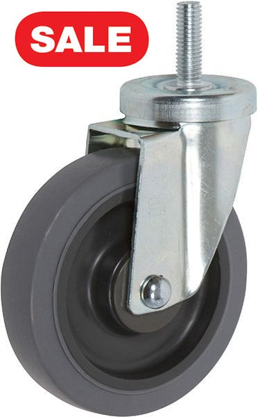 Stromberg STP5200 Light-Medium Duty Food Service Swivel Stem Caster