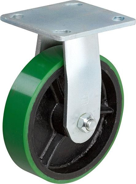 Stromberg STP6400 Medium Duty Rigid Plate Caster