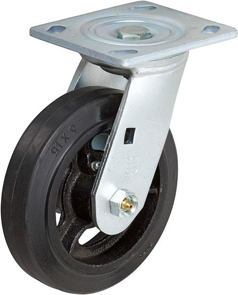 Stromberg STP6400 Medium Duty Swivel Plate Caster