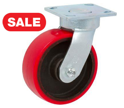 Stromberg STP6600MF Maintenance Free Swivel Caster