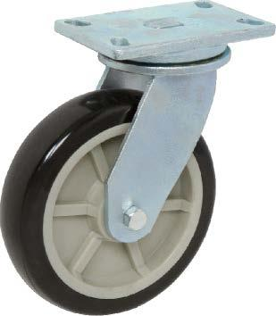 Stromberg STP7000 Series Heavy Duty Drop Forged Swivel Caster