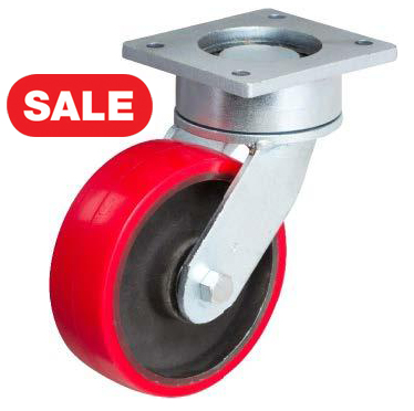 Stromberg STP7002MF Maintenance Free Swivel Caster