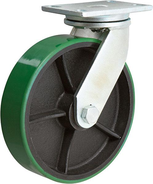 Stromberg STP7100 Series Heavy Duty Drop Forged Swivel Caster