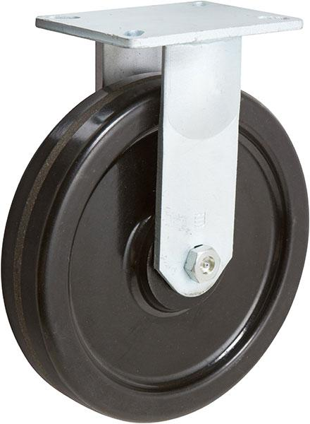 Stromberg STP7200 Series Heavy Duty Drop Forged Rigid Caster