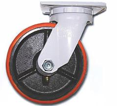 Fairbanks Series N22 Medium Heavy-Duty Casters