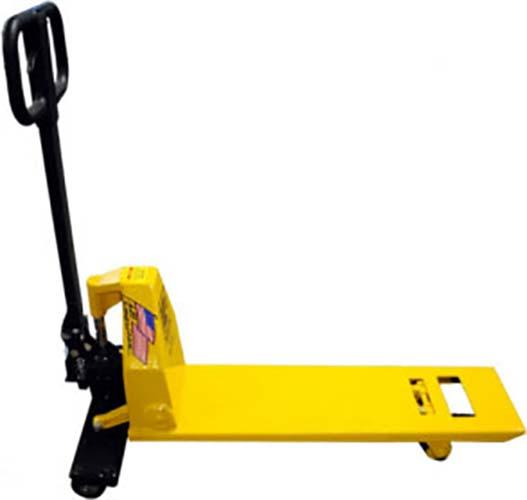 Wesley Single Fork Pallet Trucks