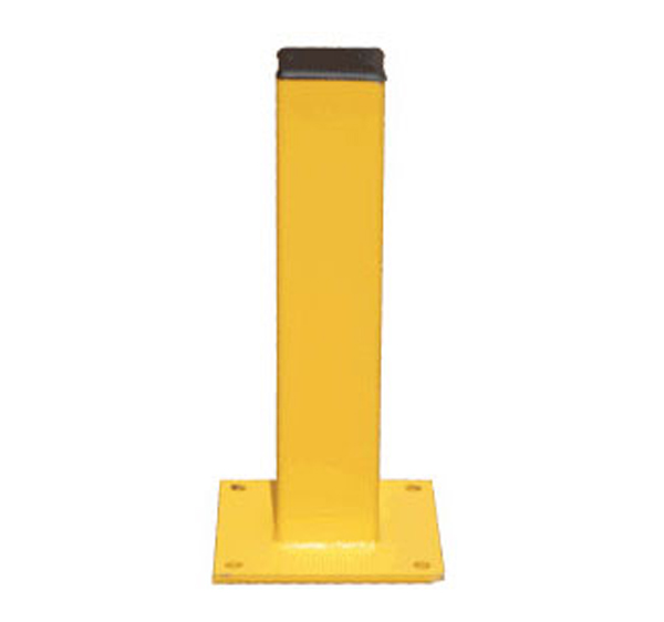 Square Tube Safety Bollards