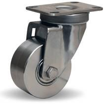 Hamilton Stainless Steel Casters - Series STL