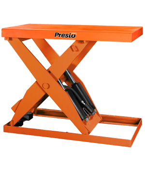 Presto XL24 Standard-Duty Scissor Lifts