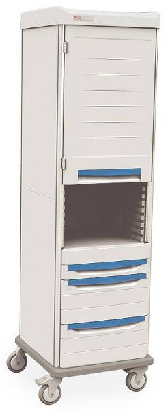 Metro Starsys Preconfigured Tall Cabinet