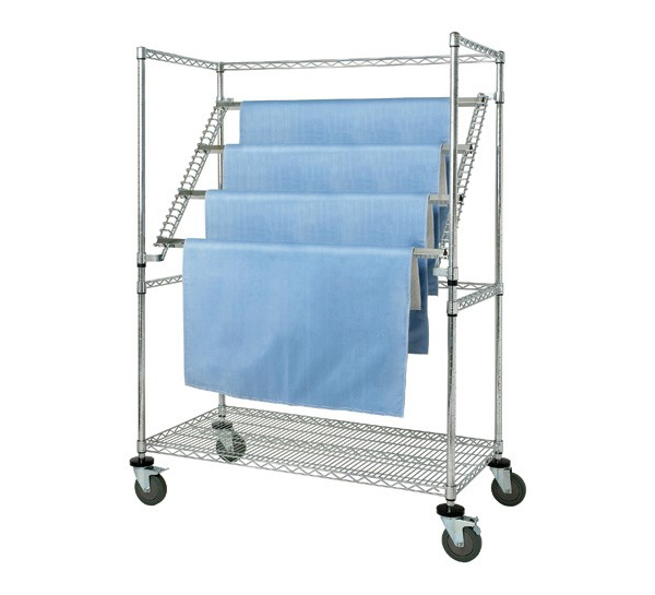 Sterile Wrap Carts