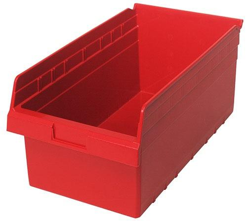 QSB810 8 inch Shelf Bins