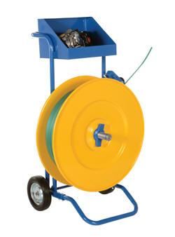 Vestil Strapping Cart Model No. STRAP-PS-HD