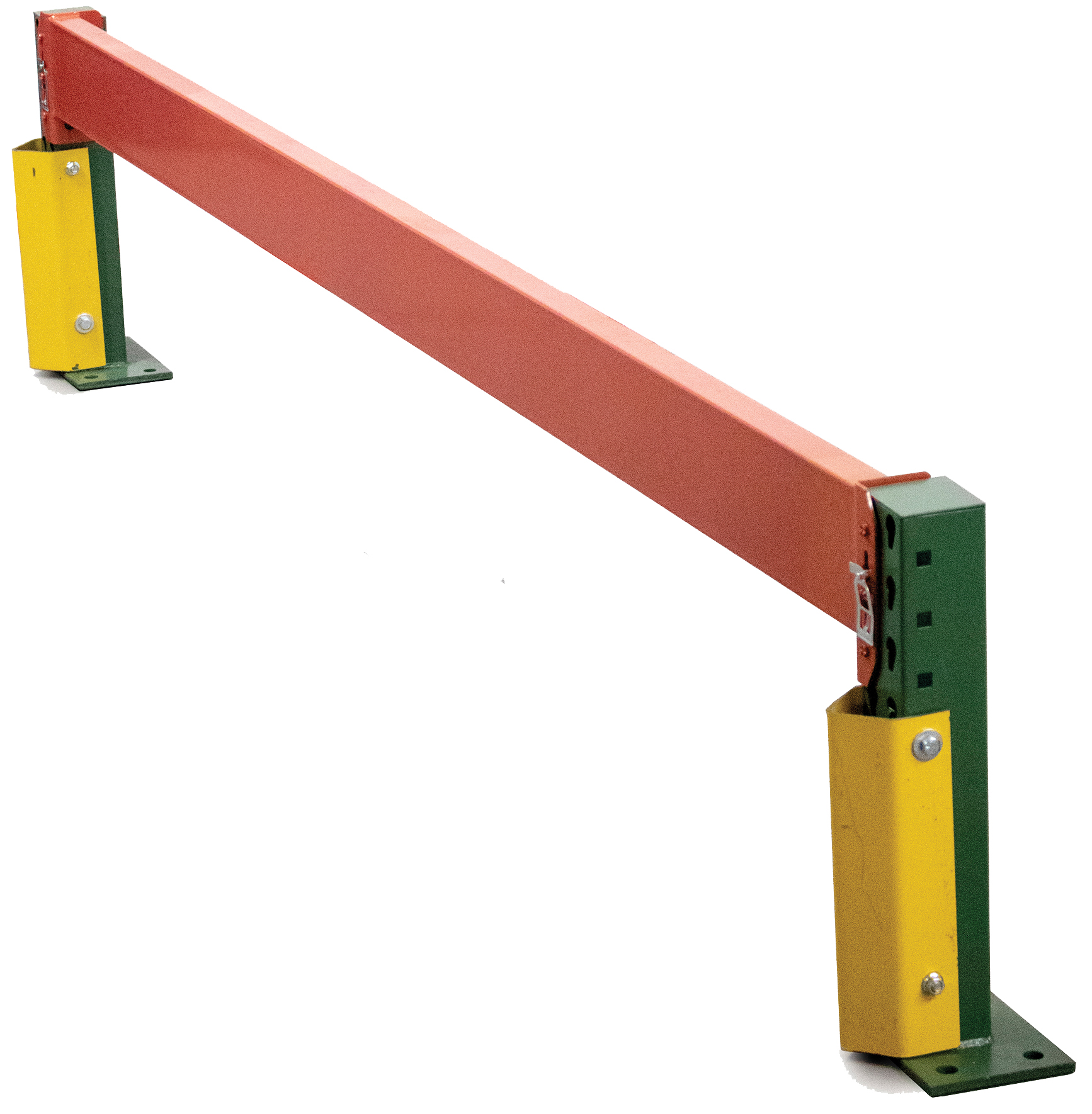 Stromberg Pallet Rack End of Row Guards