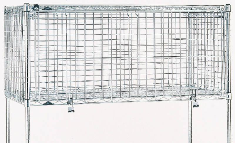 Metro Super Erecta Security Modules