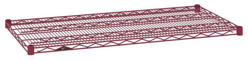 Metro Super Erecta Wire Shelves - Flame Finish