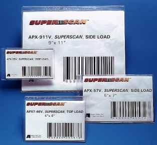 SuperScan Gold Label Holders