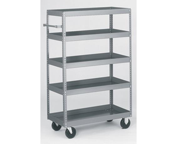 Tri-Boro Tray Shelf Truck