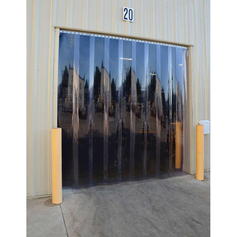 Vestil Vinyl Strip Doors - Low Temperature Material
