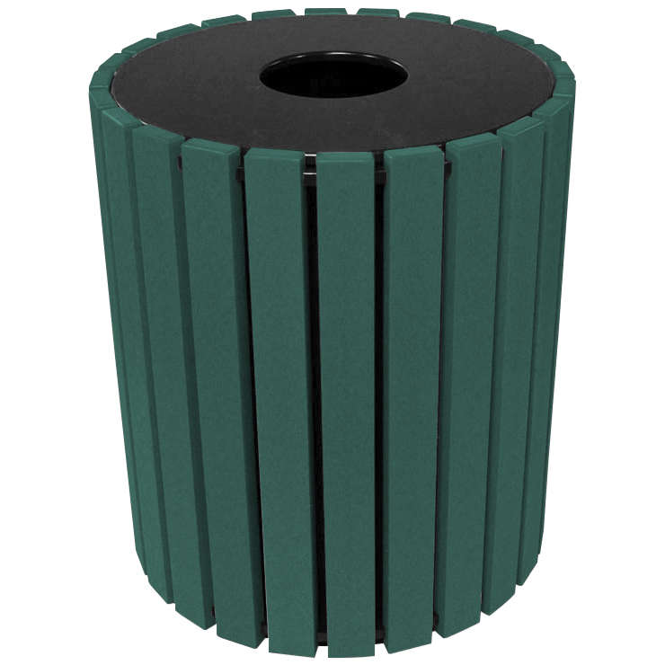 Vestil Trash Receptacles - 49 Gallon