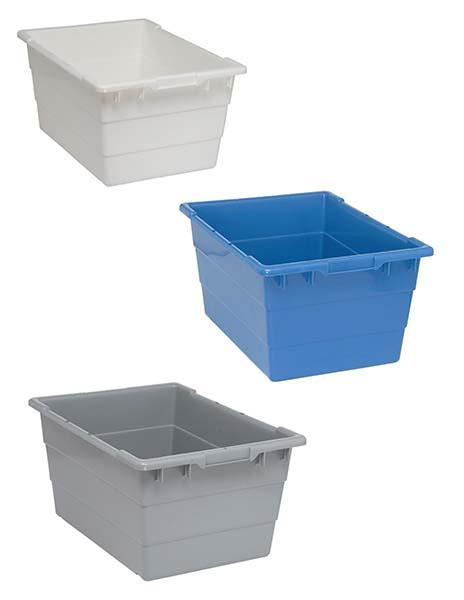 TUB2417-12 Cross Stack Tubs