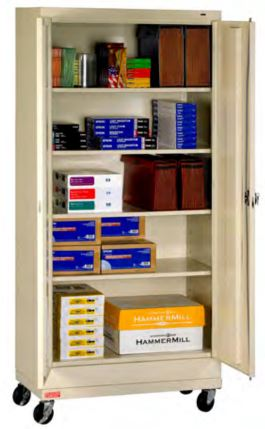 MOBILE TRADITIONAL CABINETS