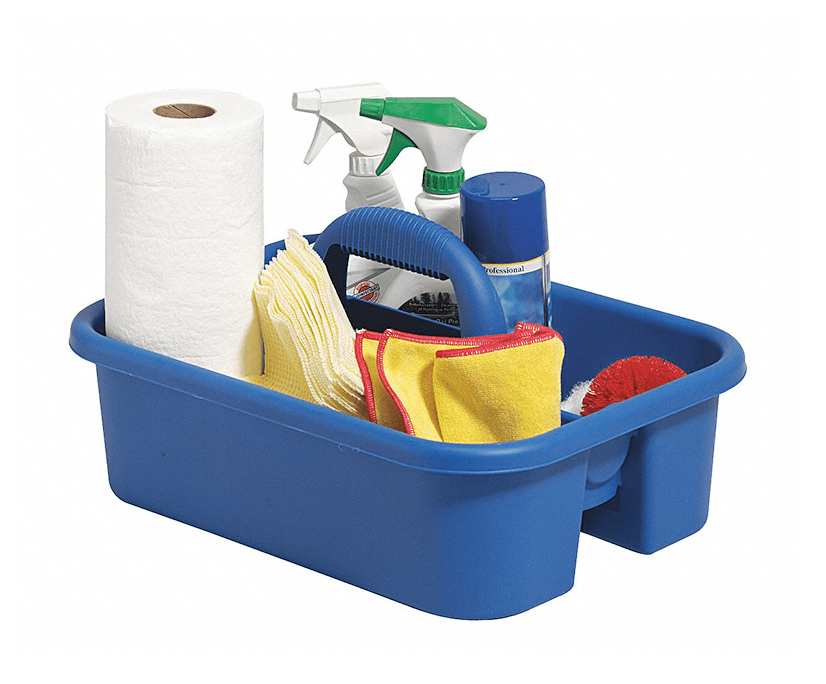 Quantum TC-500 Tool Caddy Blue