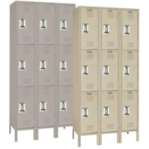 Lyon Triple Tier Lockers