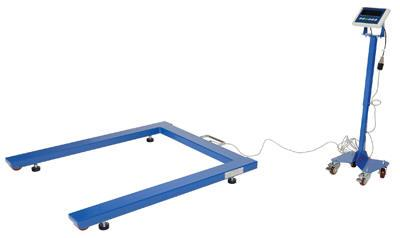 Vestil U-Shaped Platform Scale