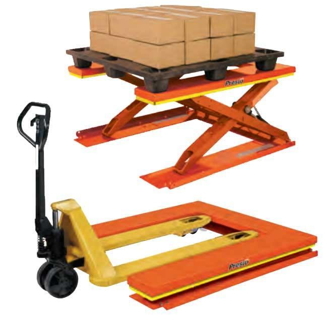 U-Lift Roll-In Lift Table