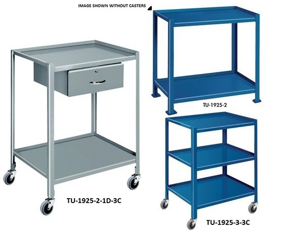 Utility Tables and Carts