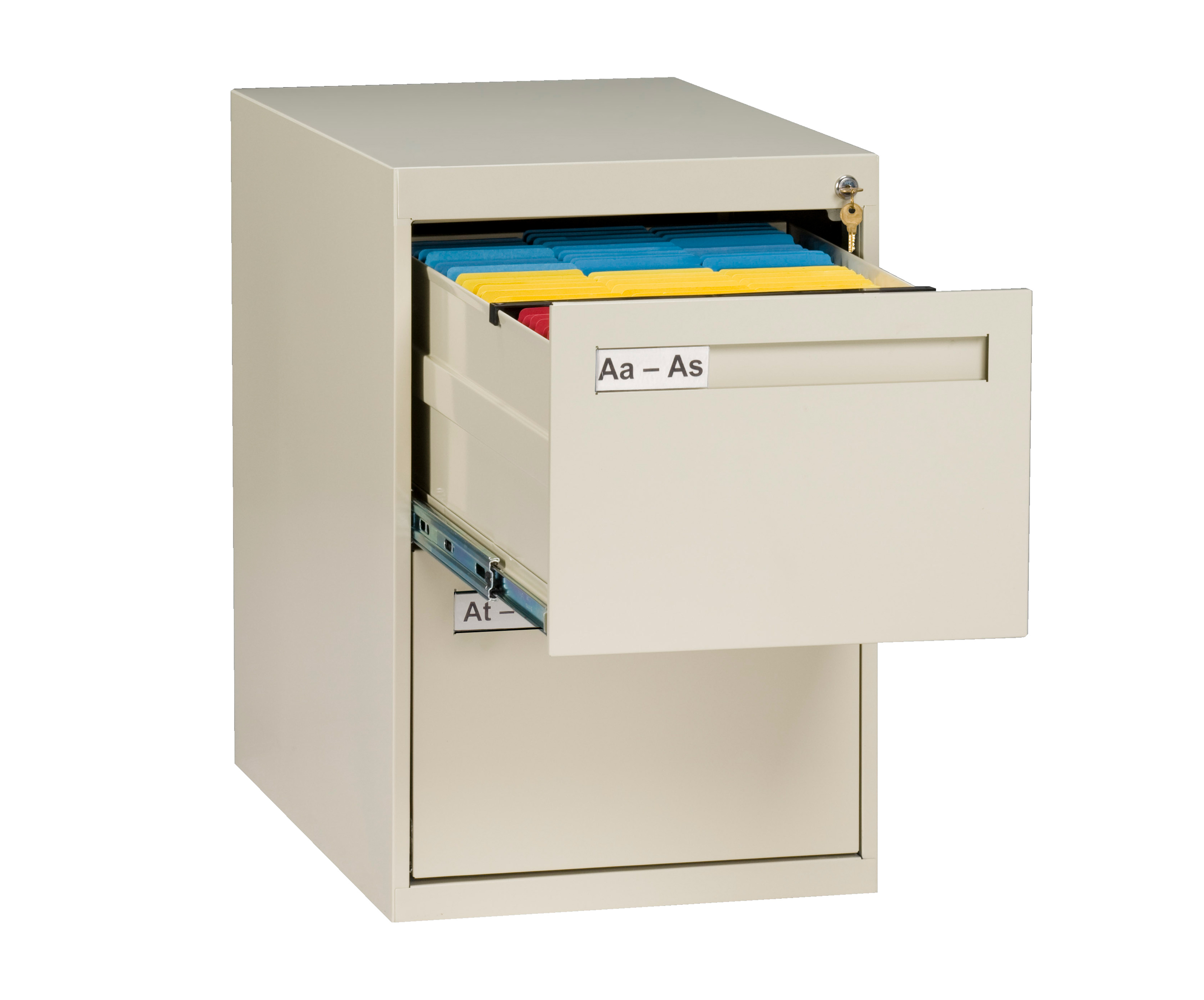 Vertical File Legal Size 2 Drawer