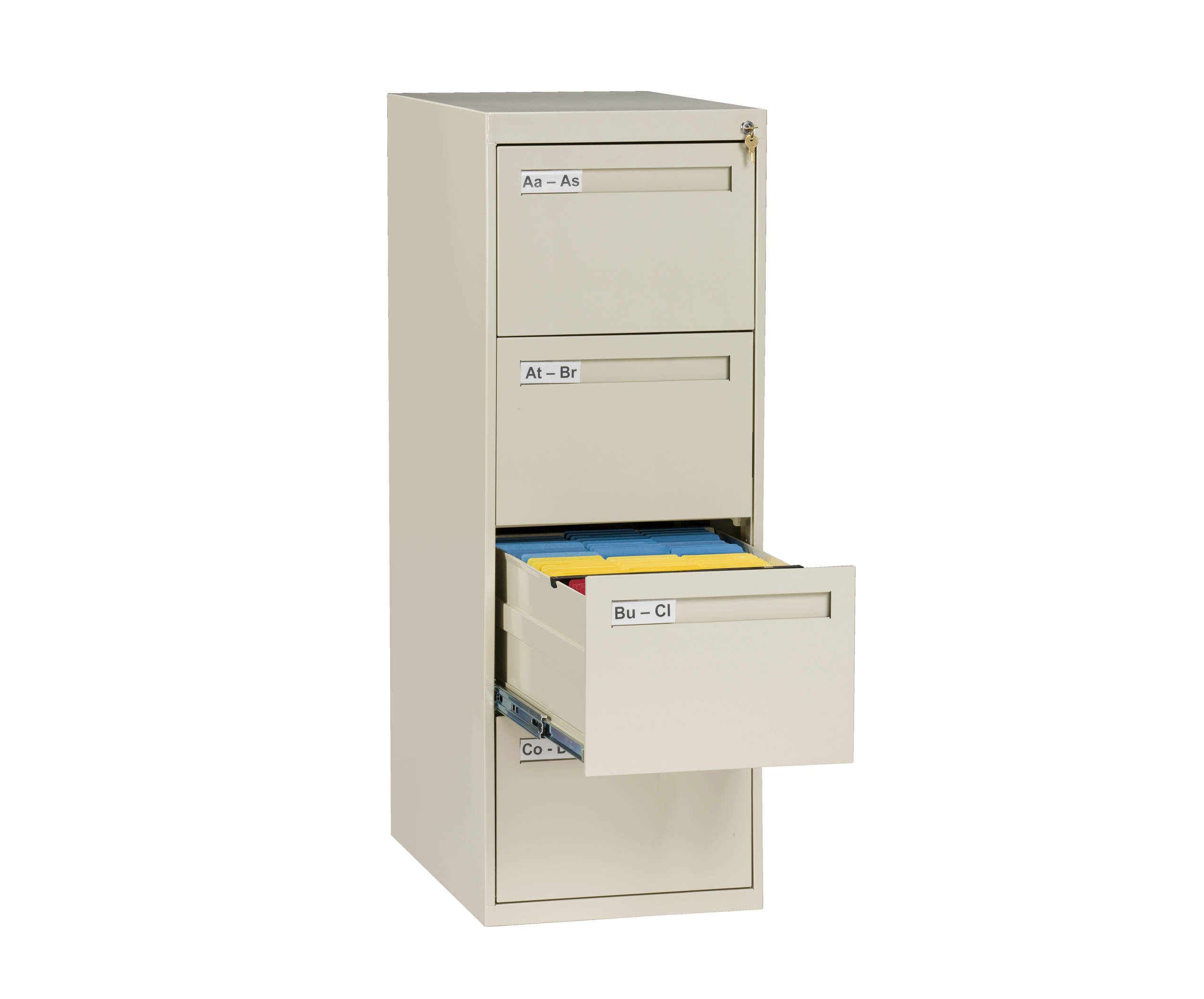 Vertical File Legal Size 4 Drawer