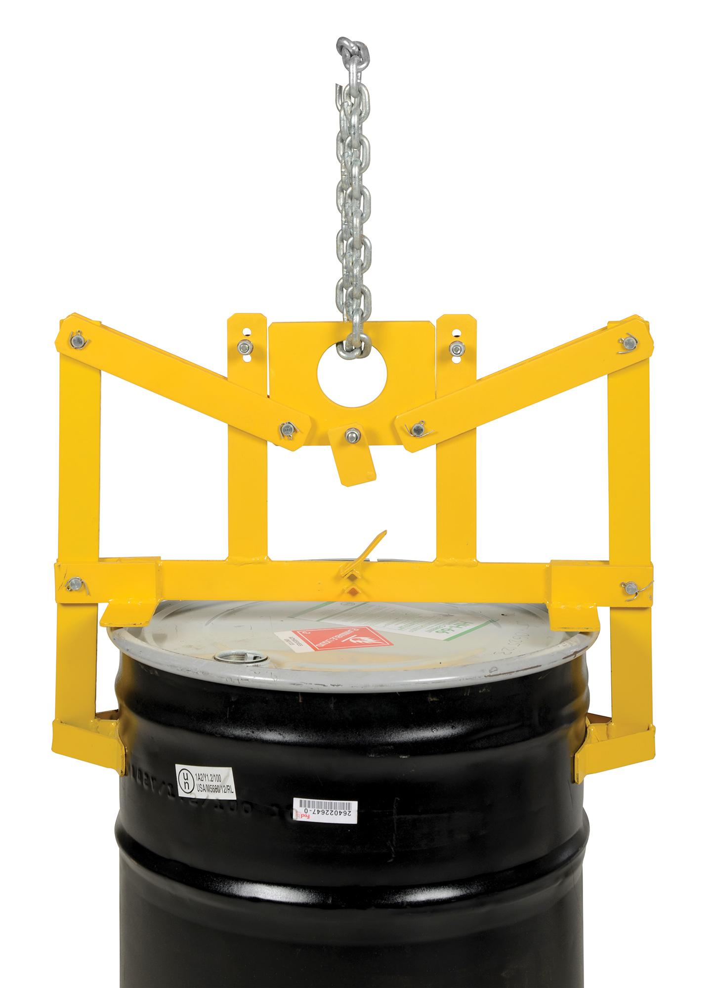 Vestil Vertical Drum Lifter Model No. VDL-22.5
