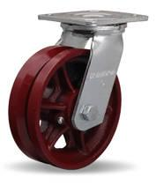 Hamilton V-Grooved Wheel Casters