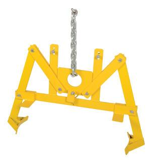 Vestil Vertical Drum Lifter