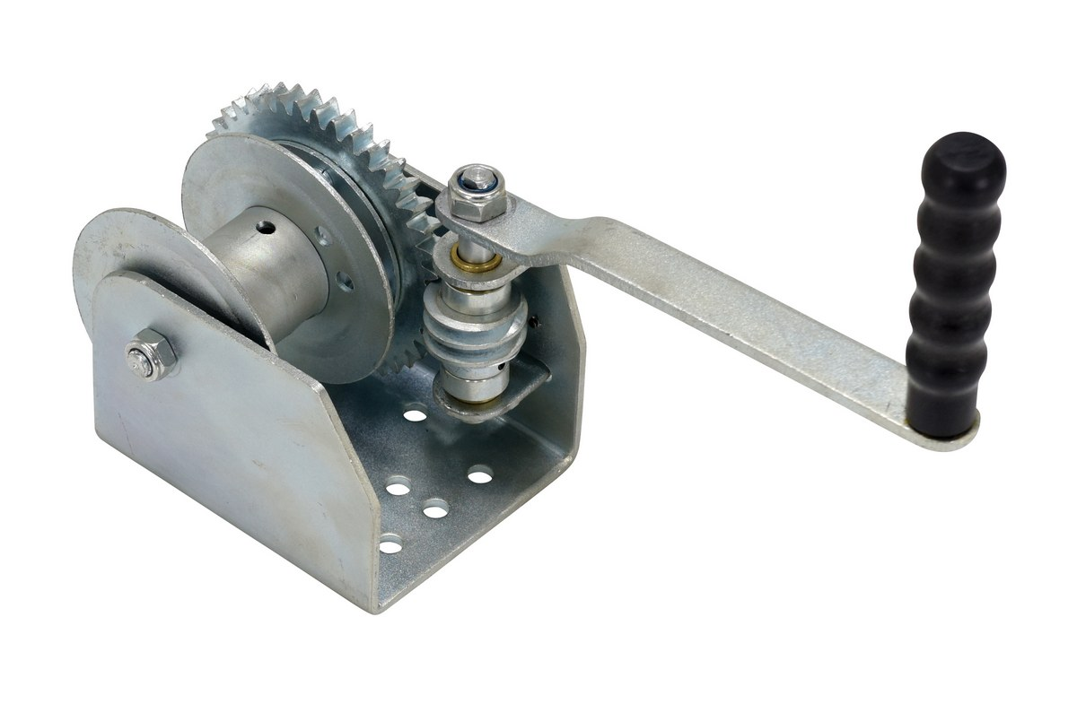 WALL-S Wall Mounted or Stainless Steel Hand Winch