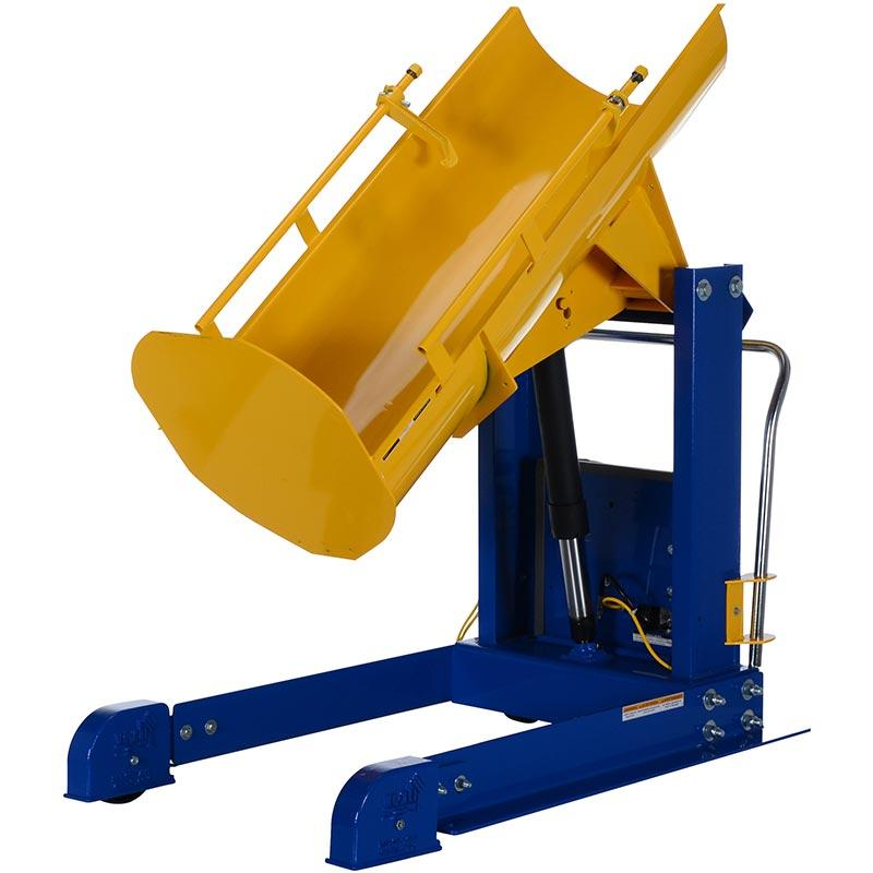 Vestil Portable Hydraulic Drum Dumpers