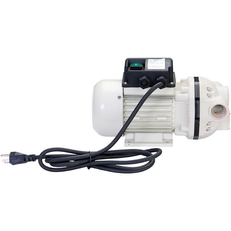 Vestil Electric DEF Pump Model No. PUMP-DEF-115